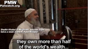 Sheikh Khaled Al-Mughrabi