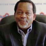 South African Member of Parliament Kenneth Meshoe