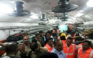 india derail
