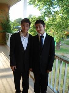 yitzchok and yaakov chiyayov