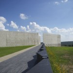 Flight 93 National Memorial outside Shanksville, Pennsylvania