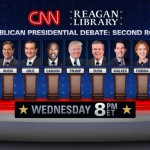 Carly Fiorina will appear in top-tier CNN Reagan Library debate