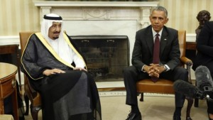 King Salman of Saudi Arabia  obama