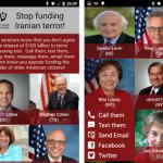 Shurat HaDin app IRAN DEAL