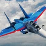 Sukhoi-30 jet