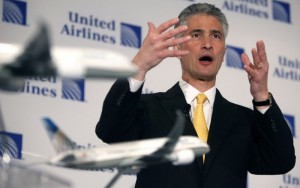 UNITED CEO Jeff Smisek