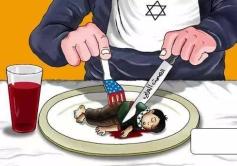 blood libel cartoon