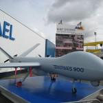 israel elbit drone