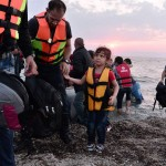 GREECE-SYRIA-MIGRANTS