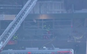 1 Dead in NYC Building Collapse