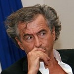 Bernard-Henri Levy.