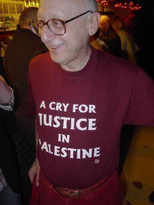 British Member of Parliament Gerald Kaufman