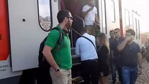 HAIFA TERROR TRAIN