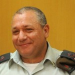 IDF Chief of General Staff Gadi Eizenkot
