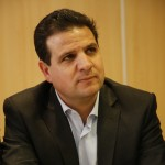 Joint Arab List party chairman Ayman Odeh