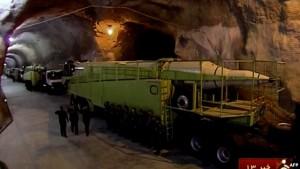 Underground Missile Base