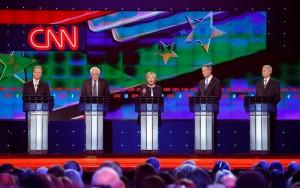 democrat debate 2015