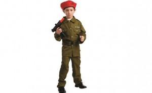 idf costume