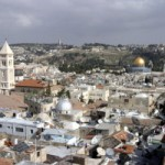 old city yerushalayim