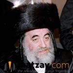 rav Yisroel Hager vizhnitz