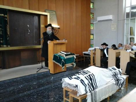 rav yaakov yosef auerbach