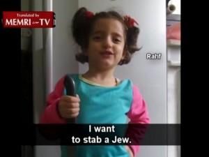 stab a jew