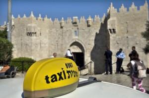 taxi yerushalayim