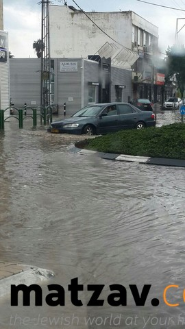 Ashkelon Flooding (1)
