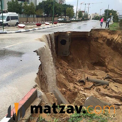 Ashkelon Flooding (3)