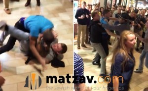 BLACK FRIDAY FIGHT