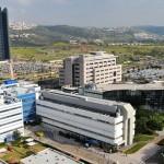 Elbit Systems headquarters in Haifa