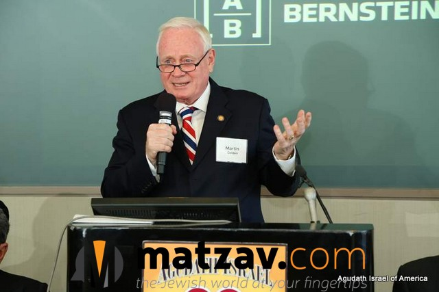 NY Senator Marty Golden