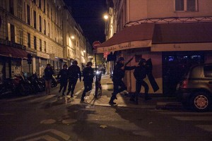 Terrorist attacks kills more than 120 in Paris