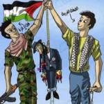 UNRWA PALESTINIAN CARTOON