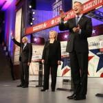 cbs democrat debate