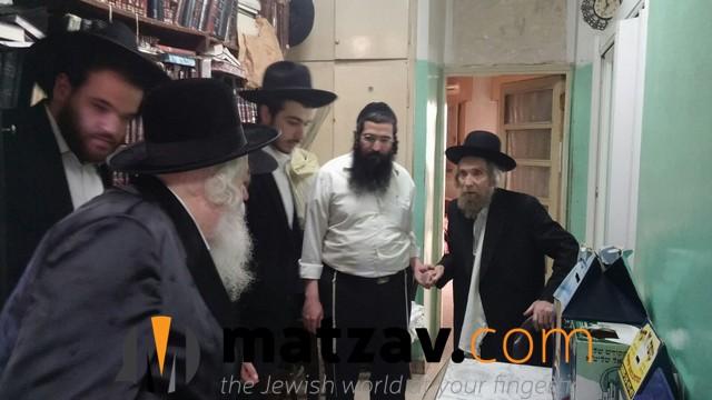 novominsker rebbe rav shteinman (2)