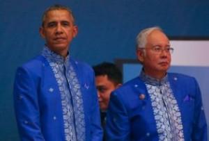 obama malaysia
