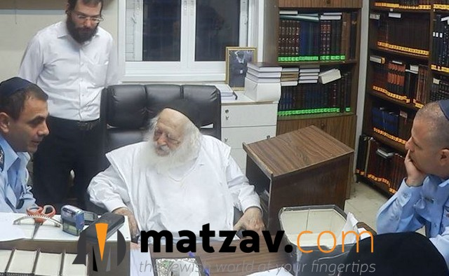 rav chaim kanievsky 3