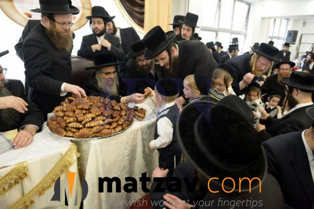 satmar london