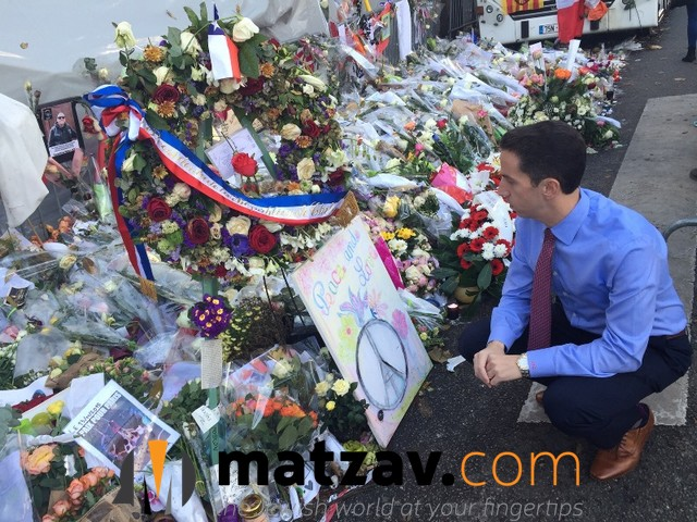 12.14.2015.Photo.PR.Assemblyman Goldfeder Joins Solidarity Mission to Paris.1
