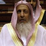 Grand Mufti of Saudi Arabia Sheikh Abdulaziz Al-Asheikh