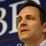 Kentucky's Republican Gov. Matt Bevin