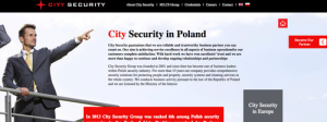 POLAND SECURITY