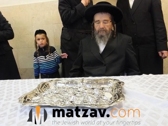 rav yaakov meir schechter
