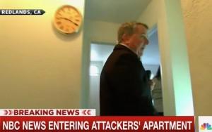 San Bernardino Shooters' Apartment