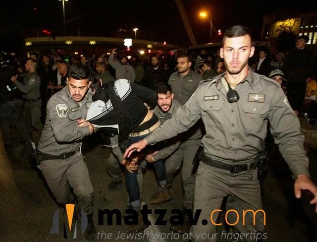 YERUSHALAYIM POLICE