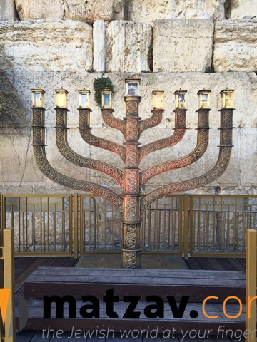 menorah chanukah