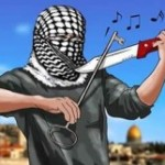 palestinian cartoon