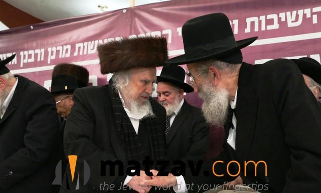rav shmuel auerbach markowitz