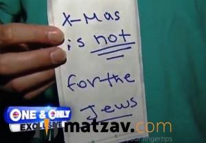xmas jews